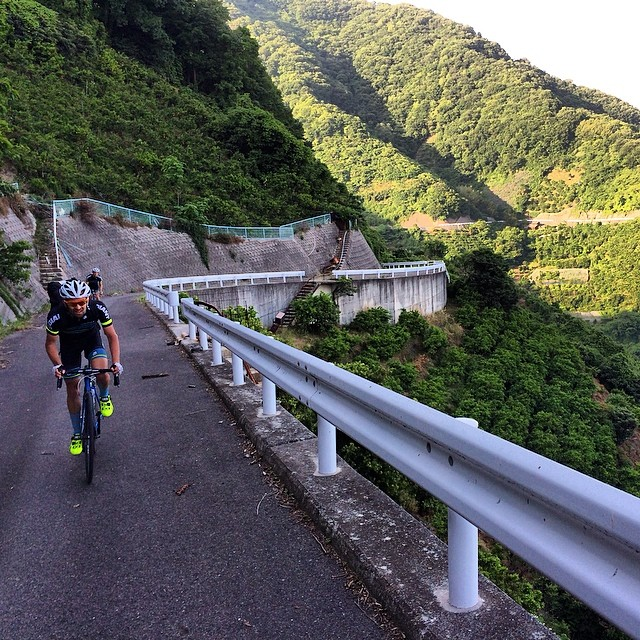 #roadtrippingjapan with @giantbikesaus in Shiminami - via CyclingTips Instagram feed