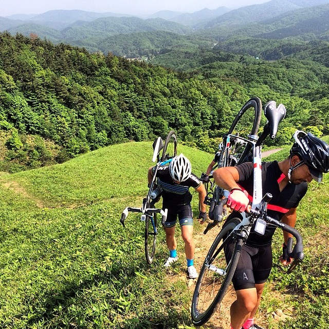 Should have brought my compact #roadtrippingjapan - via CyclingTips Instagram feed