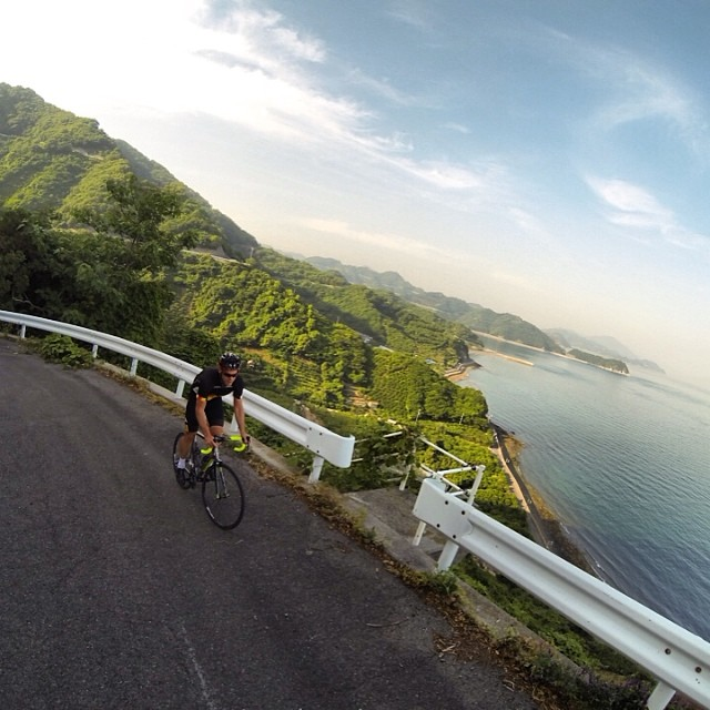 #roadtrippingjapan day 3 with @giantbikesaus coming up! Massive day ahead. - via CyclingTips Instagram feed