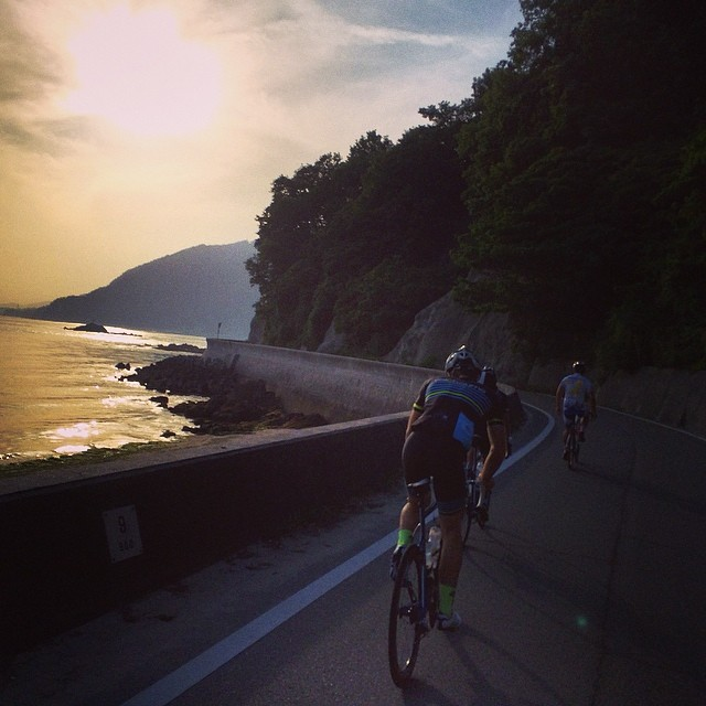 Possibly one of the most memorable days of riding in my life. #roadtrippingjapan - via CyclingTips Instagram feed