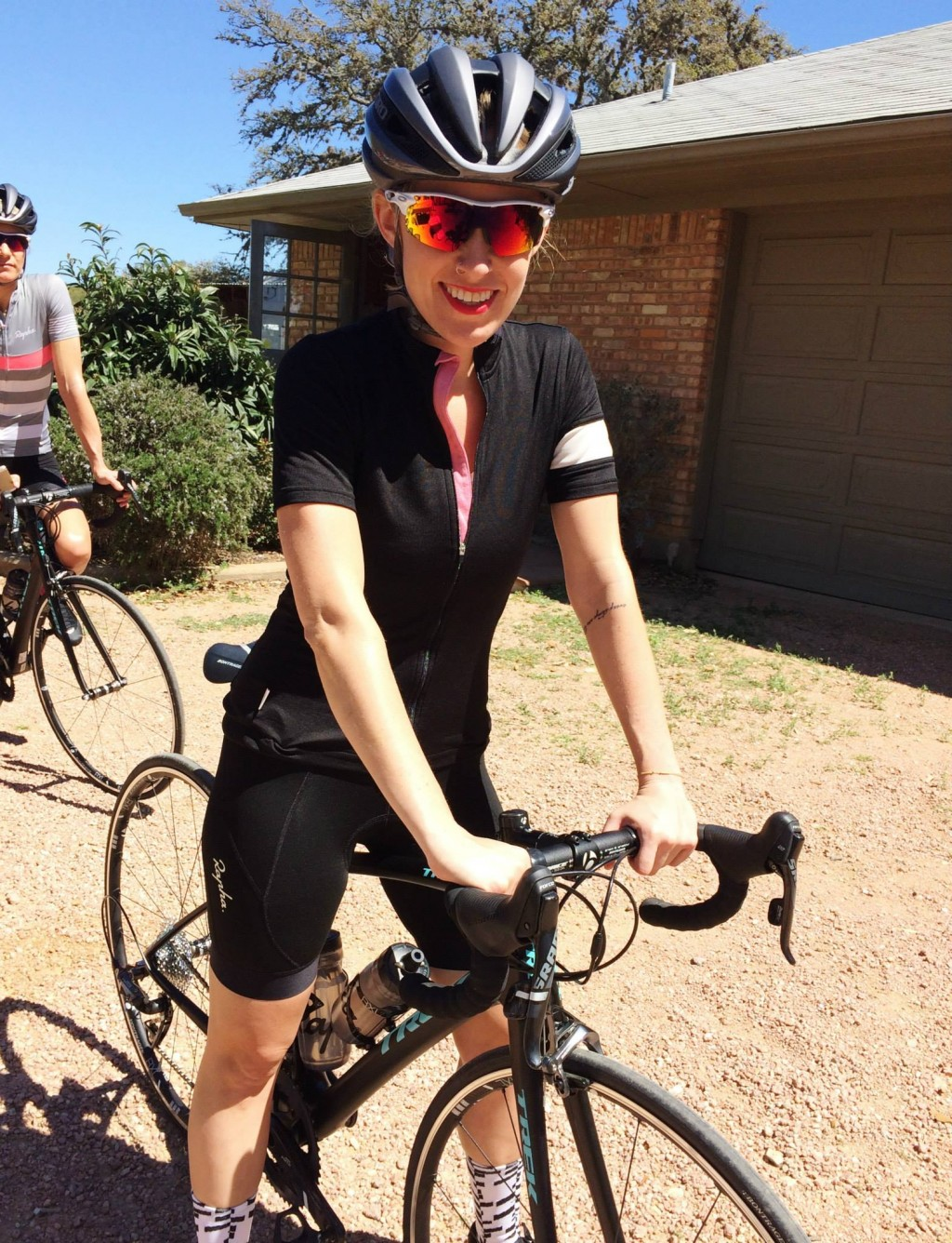 Rapha Classic bibs and jersey