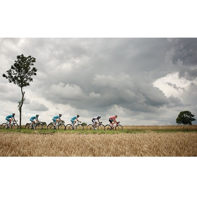 We've been loving the pictures coming back from the #TdF by @kramon_velophoto. Check out more of his work in the Moments of Le Tour section on CyclingTips.com.au - via CyclingTips Instagram feed