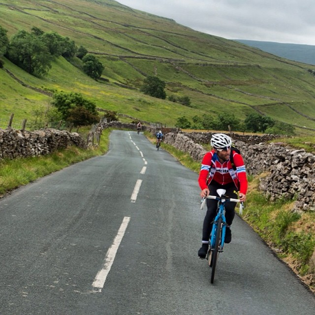 Awesome riding in #yorkshire - via CyclingTips Instagram feed
