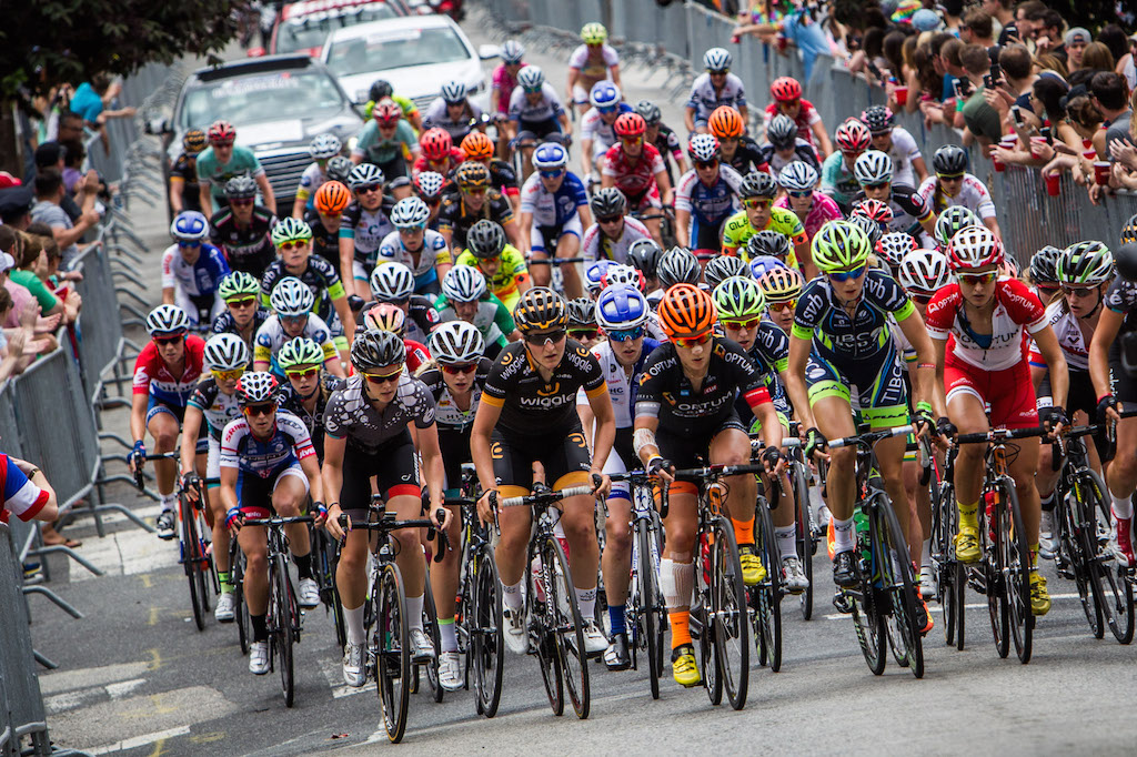 While Manayunk isn't terribly long or steep at 800 metres with an average gradient of eight percent, six ascents of the infamous climb soften the field ahead of the finale.