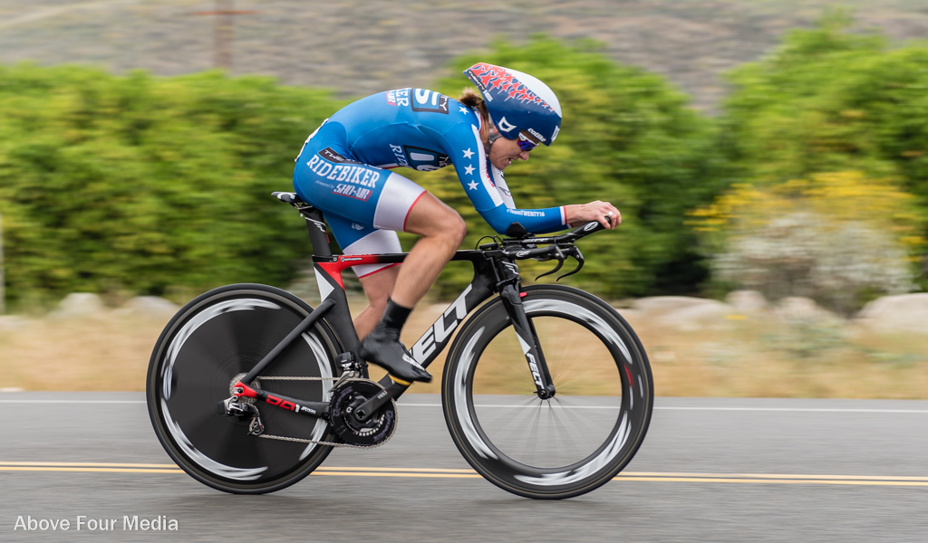 Kristin Armstrong (Twenty16-Ridebiker) will be looking to defend her title in the individual time trial. Photo: John Holderness/Above Four Media.