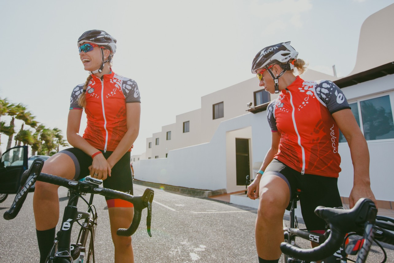 As women's cycling grows in the US, Tayler Wiles hopes to see more European teams compete in American races. Photo by BrakeThrough Media