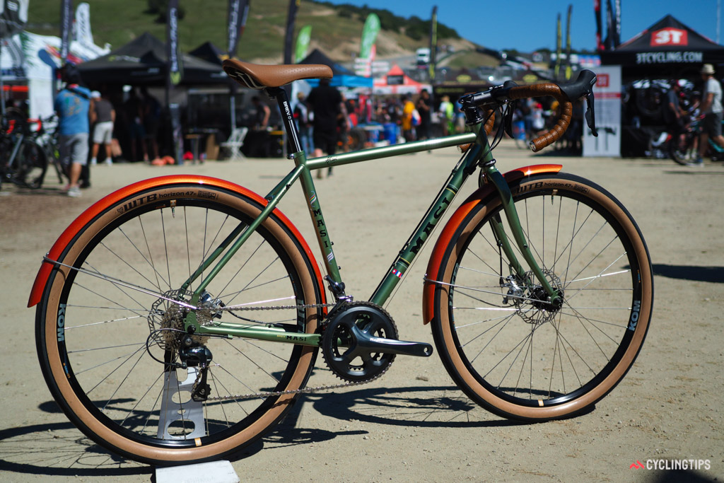 Masi has jumped on the 'road plus' bandwagon with its new Speciale Randonneur.