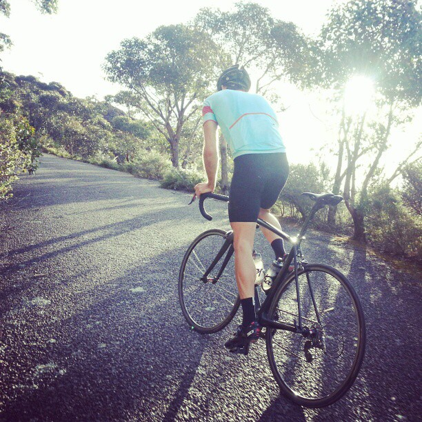 Day 2 done and dusted  #AdelaideToSydney (Instagram)
