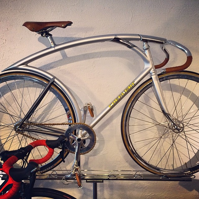 Some cool stuff from Cheribum cycles in Tokyo - via CyclingTips Instagram feed