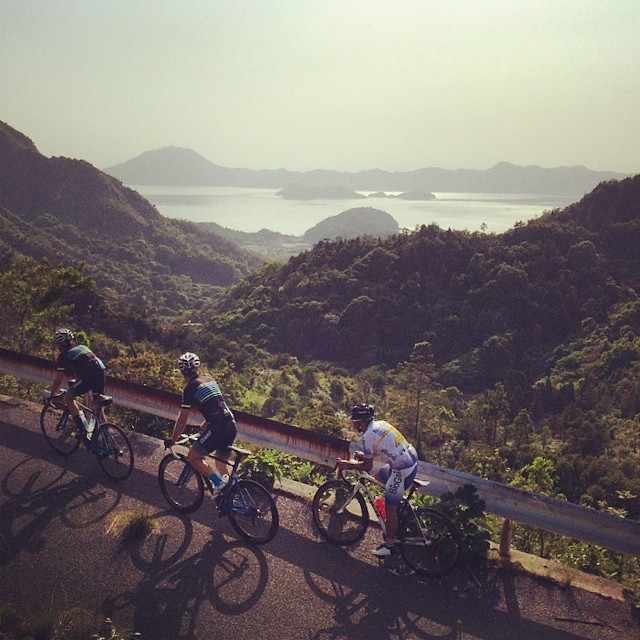 Now to the good stuff! #RoadtrippingJapan with @giantbikesaus - via CyclingTips Instagram feed