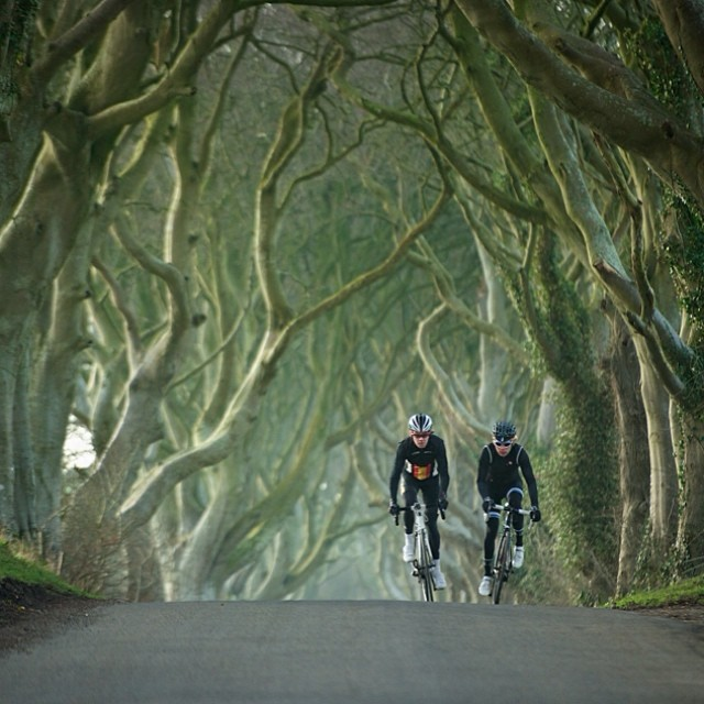 Join us on our ride over stage 2 of the Giro d'italia in Ireland on www.cyclingtips.com.au. Beautiful photos by @kramon_velophoto and words by @shoddycycling and @szymonbike - via CyclingTips Instagram feed