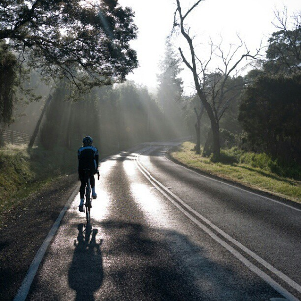 Going long on a Wednesday morning - 2 Bays road #wymtm #OGWINERYRIDE (Instagram)