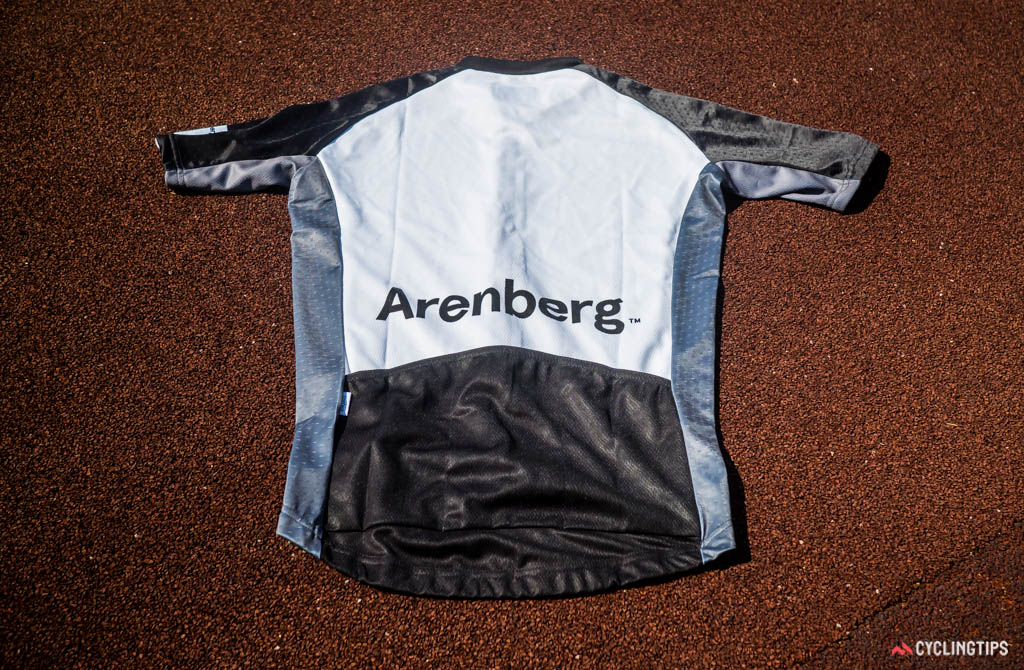 Arenberg's designers have a taste for Scandinavian styling and fonts.