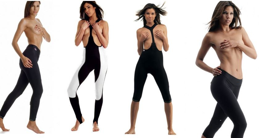 Example of Assos advertising.