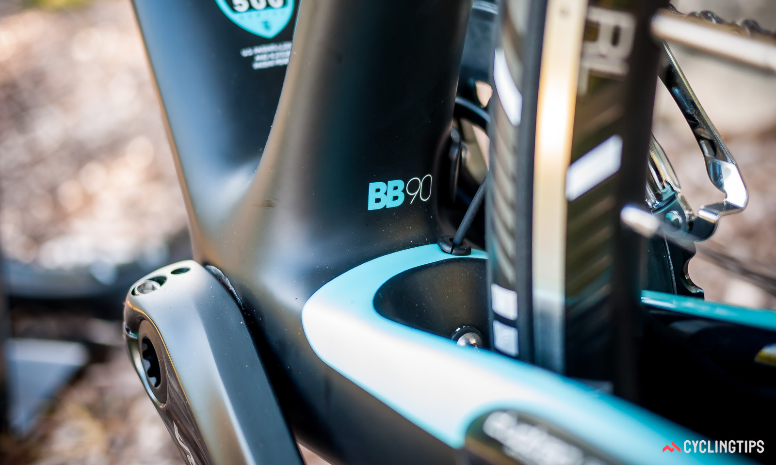 Trek's BB90 road bottom bracket is a proprietary design that is not used by any other brand