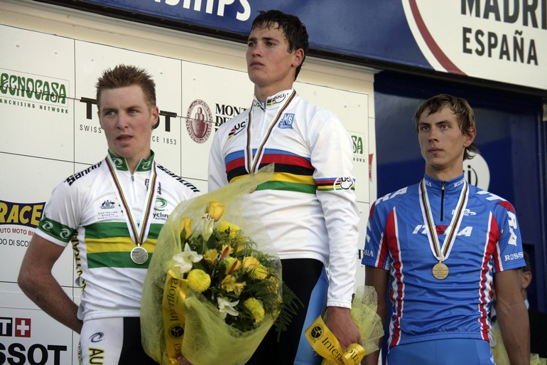 Will won the silver medal at the 2005 U23 men's world championship road race, behind Dmytro Grabovskyy and ahead of Jevgeni Popov.