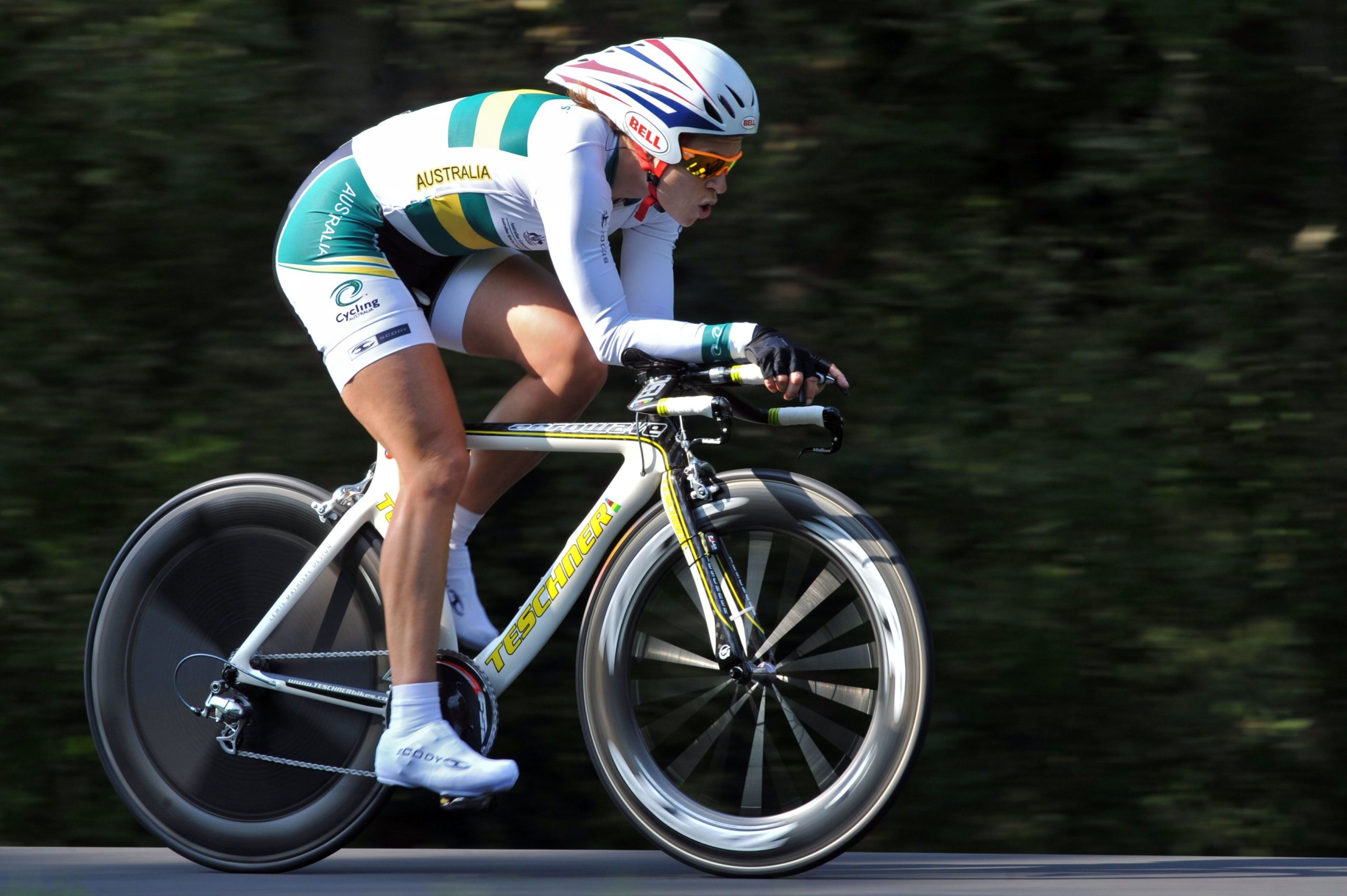 Bridie O'Donnell. Photo courtesy of Cor Vos