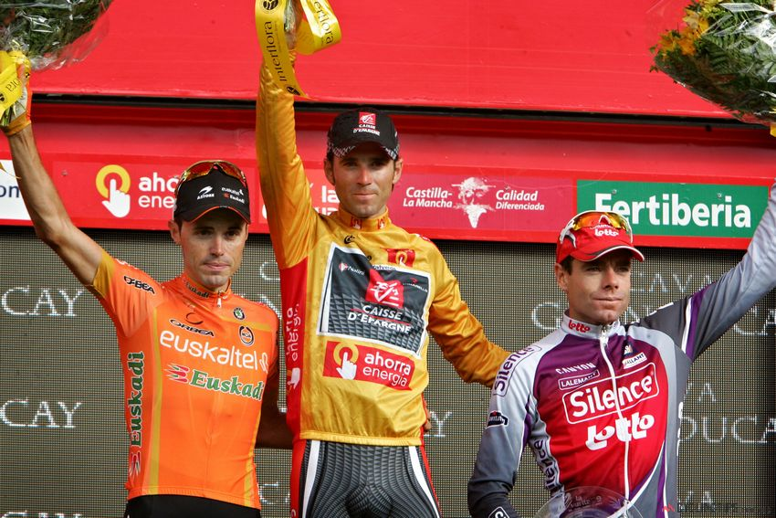 Cadel was third in the Vuelta a Espana in 2009, behind Alejandro Valverde and his now-teammate Sammy Sanchez. Could Cadel be heading back to the Vuelta this year?