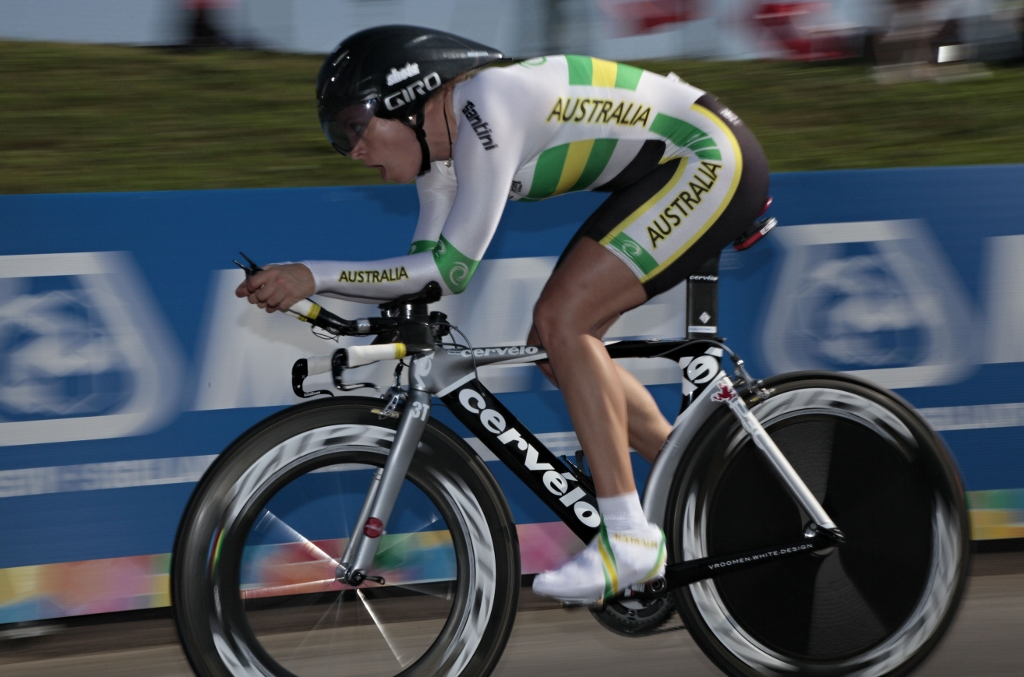 Bridie O'Donnell during the 2009 World Championship TT
