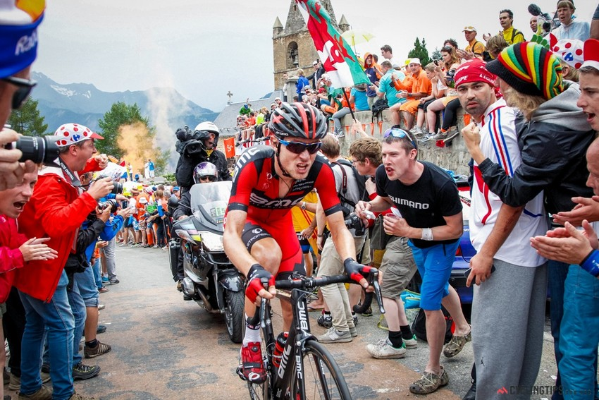 BMC will ride for Van Garderen at this year's Tour, but it's hard to see him challenging for a podium place.