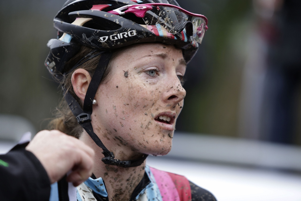 Gabby Durrin pictured here at Namur in 2013. Photo courtesy of Cor Vos.