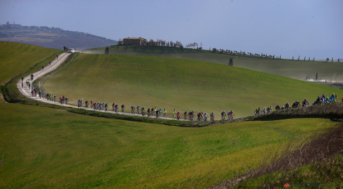 Strade Bianche - By Limar 2014