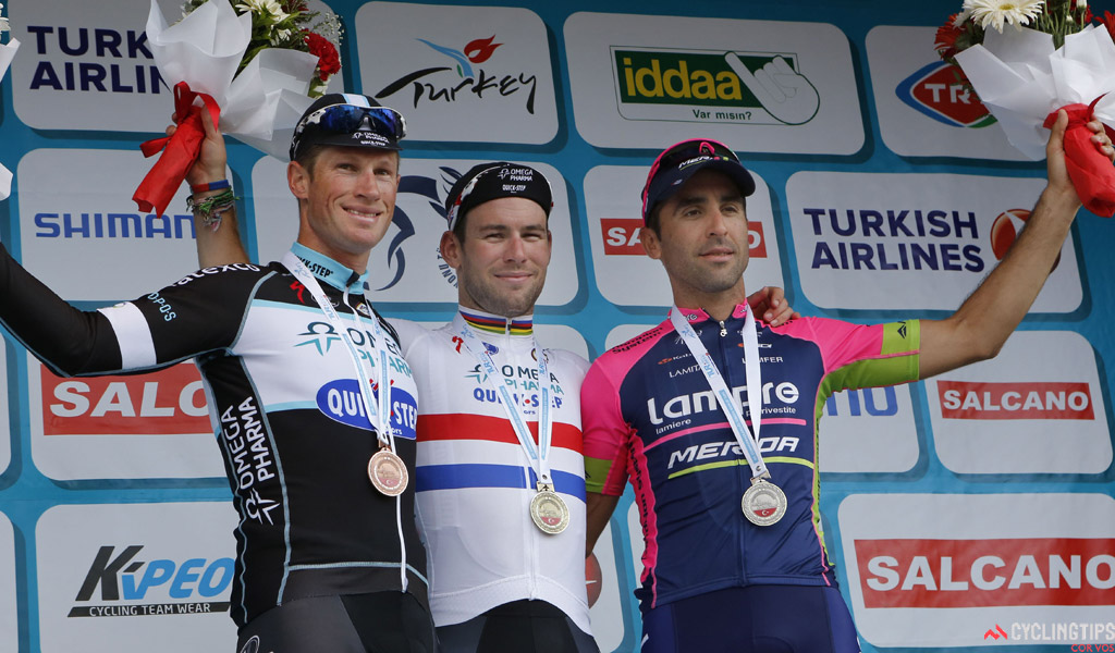 50th Presidential Cycling Tour of Turkey stage 4