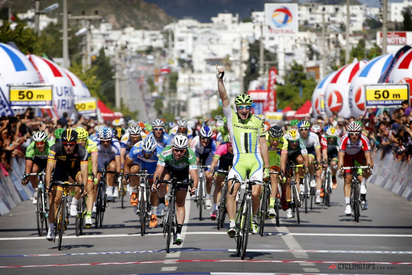 50th Presidential Cycling Tour of Turkey stage 5