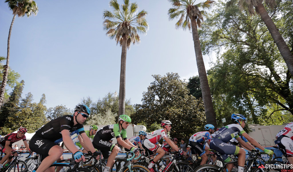 Amgen Tour of California 2014 stage 1