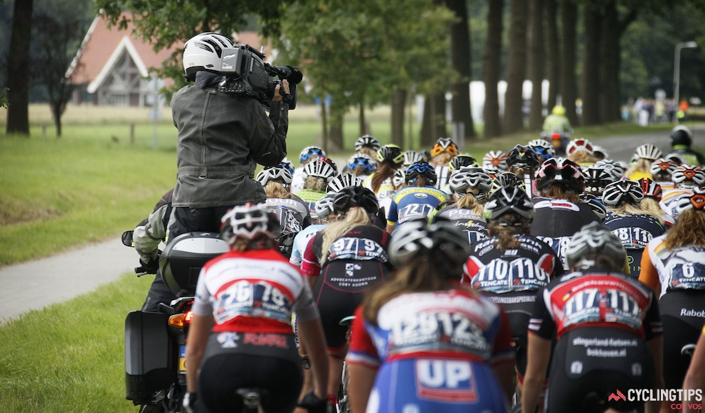 Ootmarsum - Netherlands  - wielrennen - cycling - radsport - cyclisme - illustration - illustratie  pictured  during  Dutch National Championships Cycling Road in Ootmarsum - Netherlands - photo Wessel van Keuk/Davy Rietbergen/Cor Vos © 2014