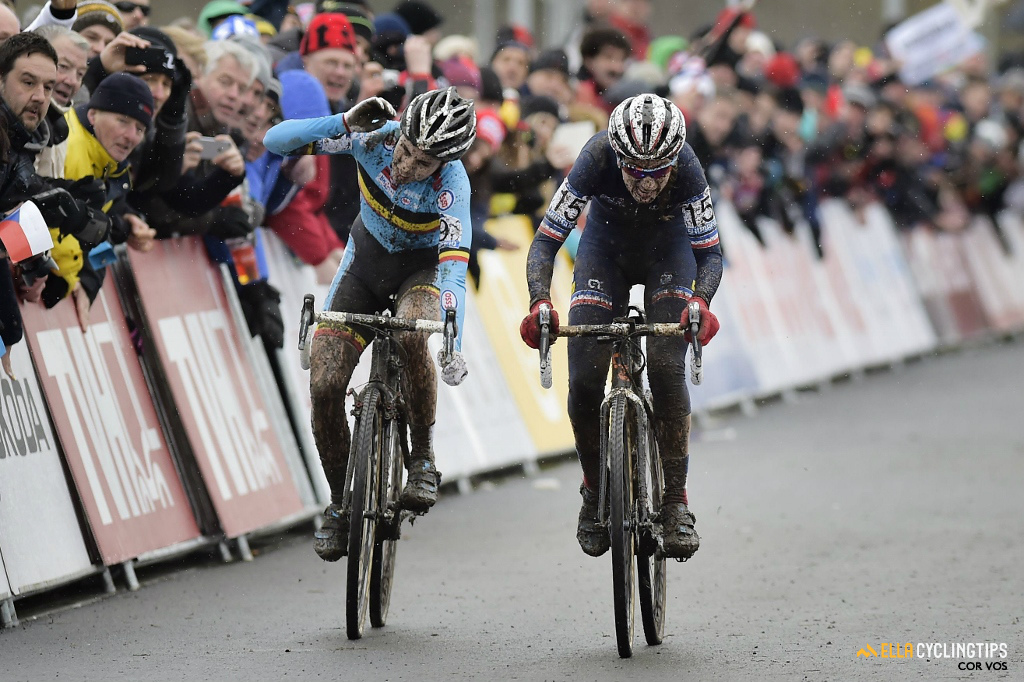 Tabor 2016. Ferrand-Prevot and Cant