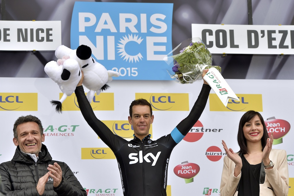 He's taken overall victories at Paris-Nice and the Volta a Catalunya. Can he add the Giro d'Italia to that list come May?
