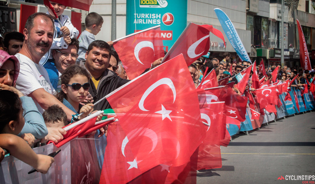 Presidential Cycling Tour of Turkey 2015 stage - 6