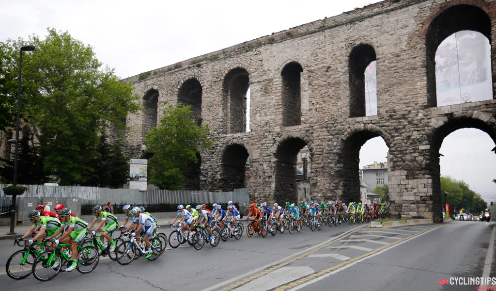 Presidential Cycling Tour of Turkey 2015 stage - 8
