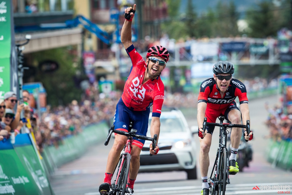 Lachlan Norris could be a rider to watch. He won a stage of last year's Tour of Utah and has been getting stronger in recent years.