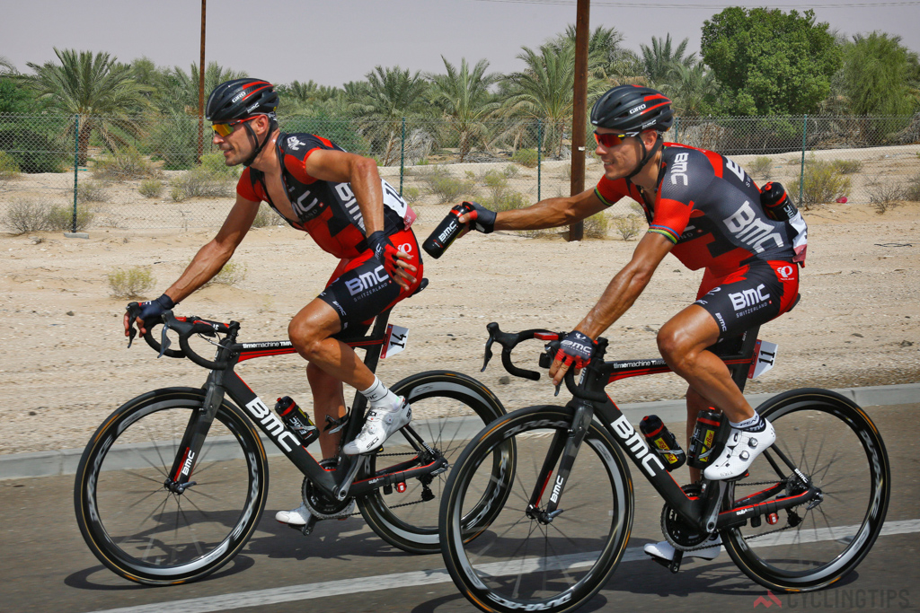Gilbert doesn't use a heart rate monitor, may have been a wise choice with BPM's being in the upper echelons for many on stage one.