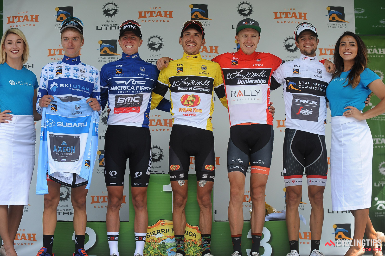 The Larry H.Miller Tour of Utah 2016 stage-7