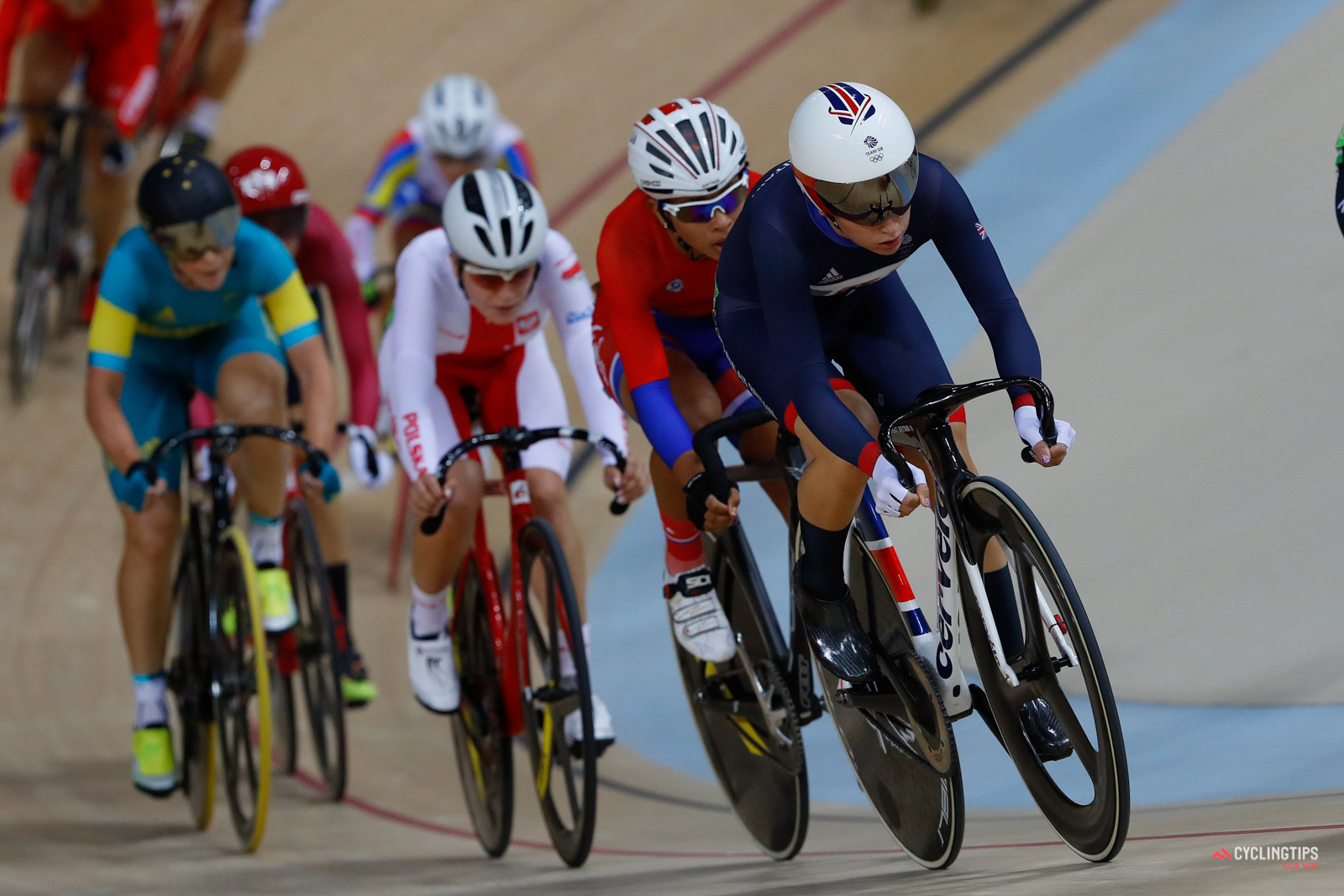 Olympic Games 2016 track day-5