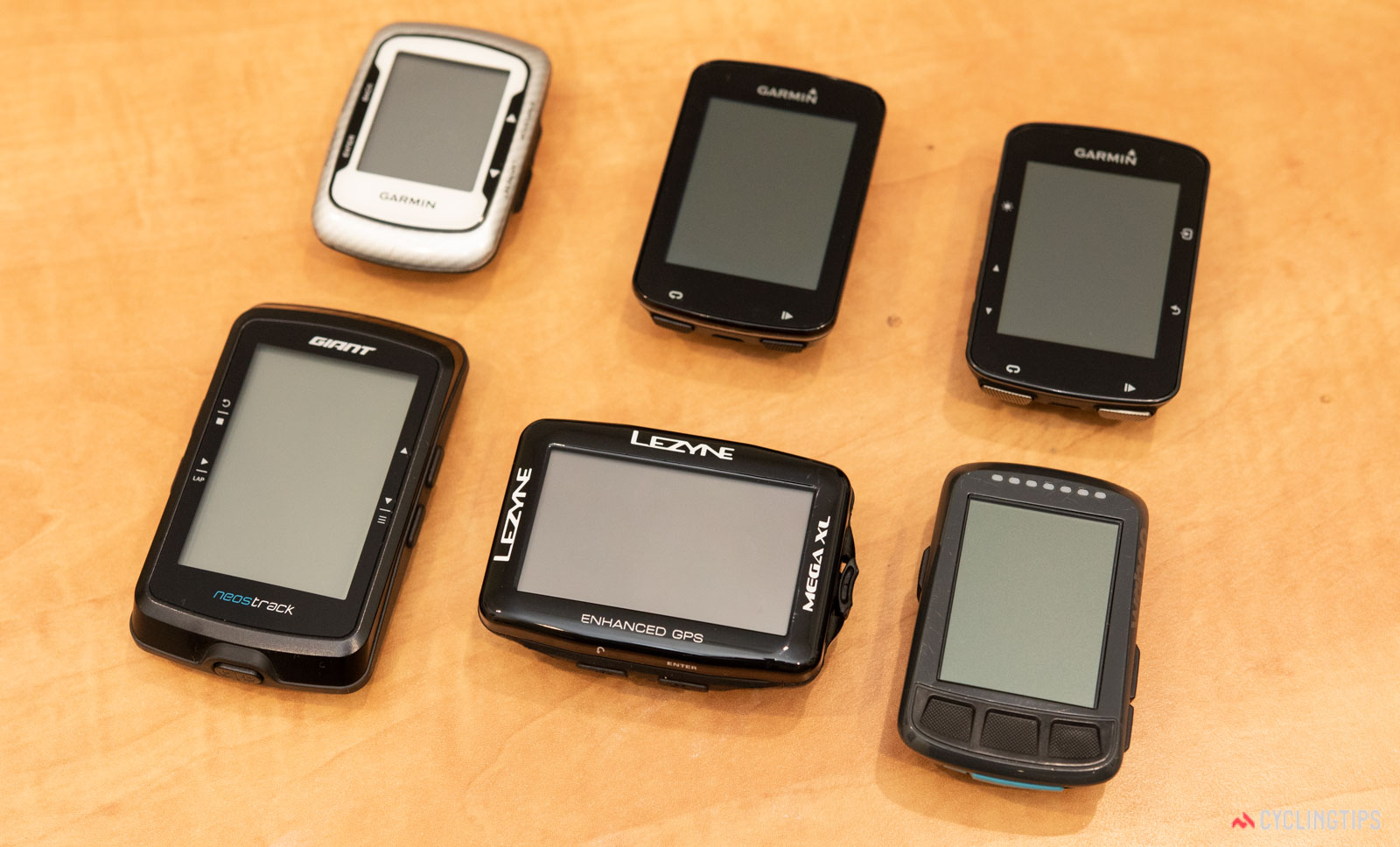 CT Recommends GPS Cycling Computers - popular choices