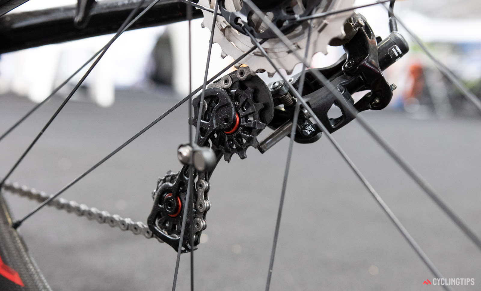 Campagnolo Super Record EPS 12-speed