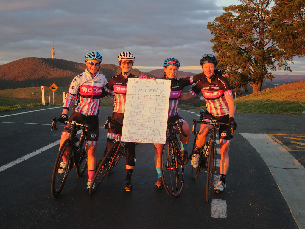 Canberra relay4 by Paddy Quiggin