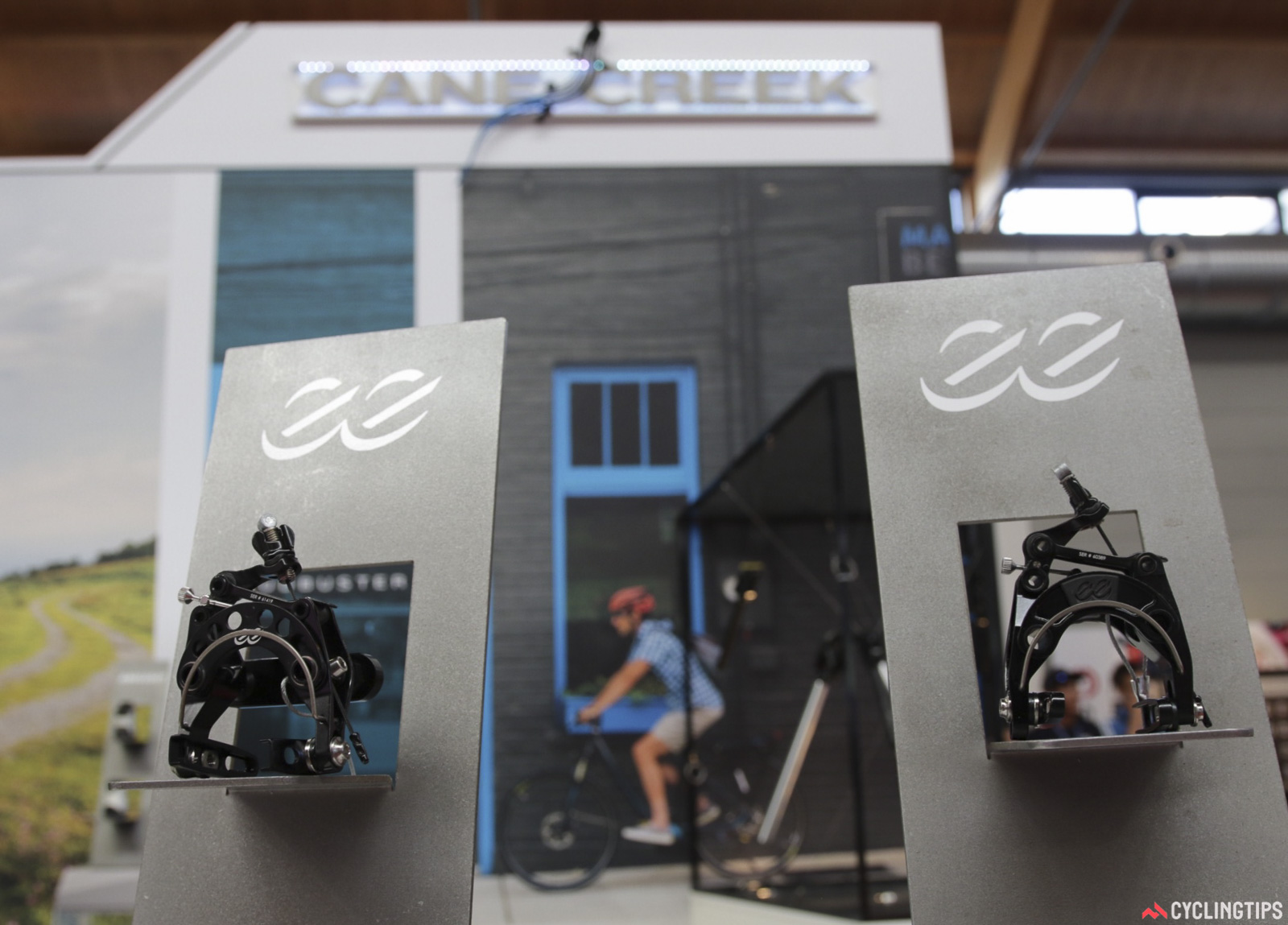 CaneCreek have partnered with eeBrake for sales, marketing and distribution. Craig of eeBrake is still involved in development, so it's safe to expect a number of new components from CaneCreek in future. Photo: David Rome.