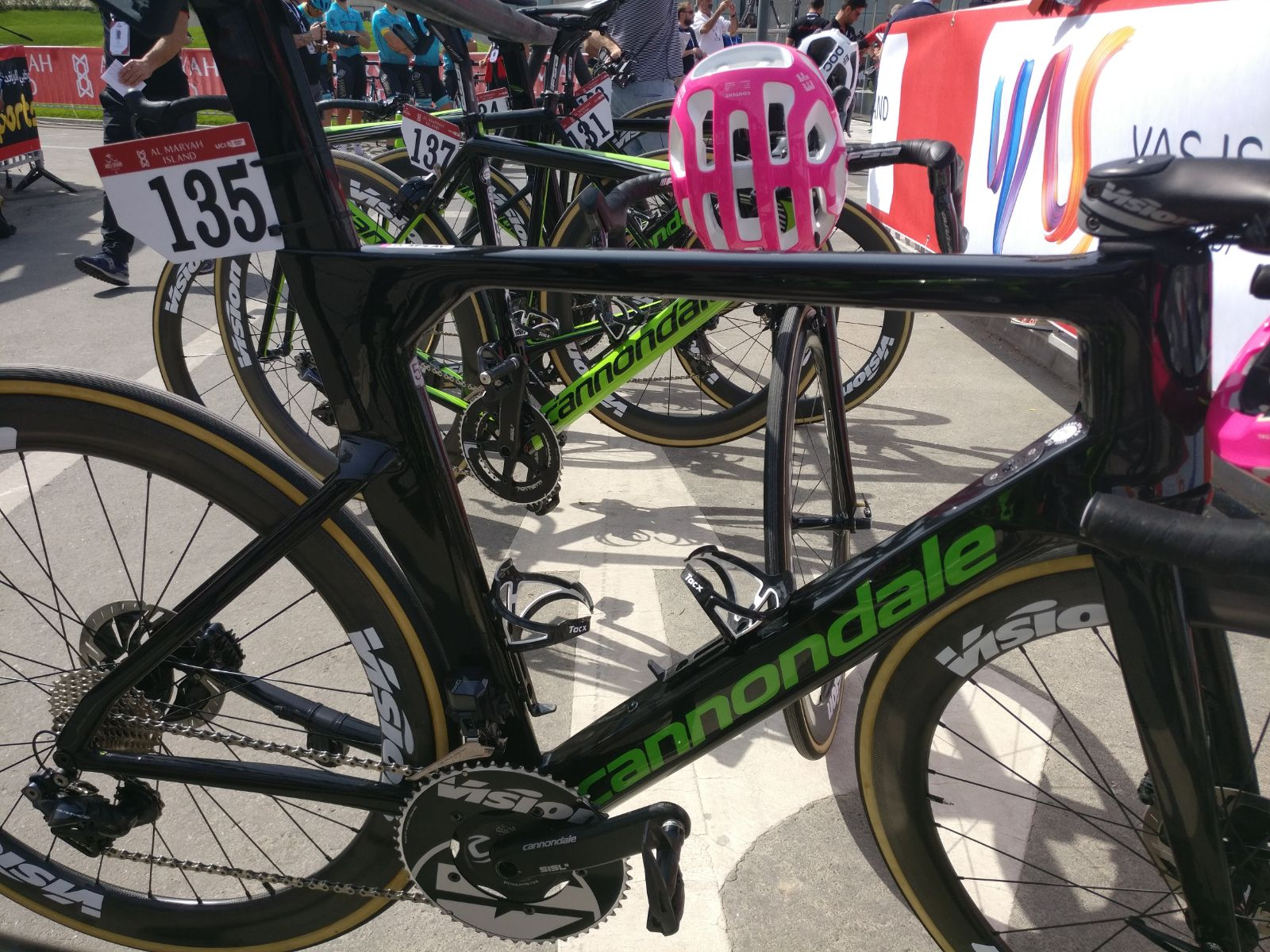 Cannondale SuperSix Disc spotted