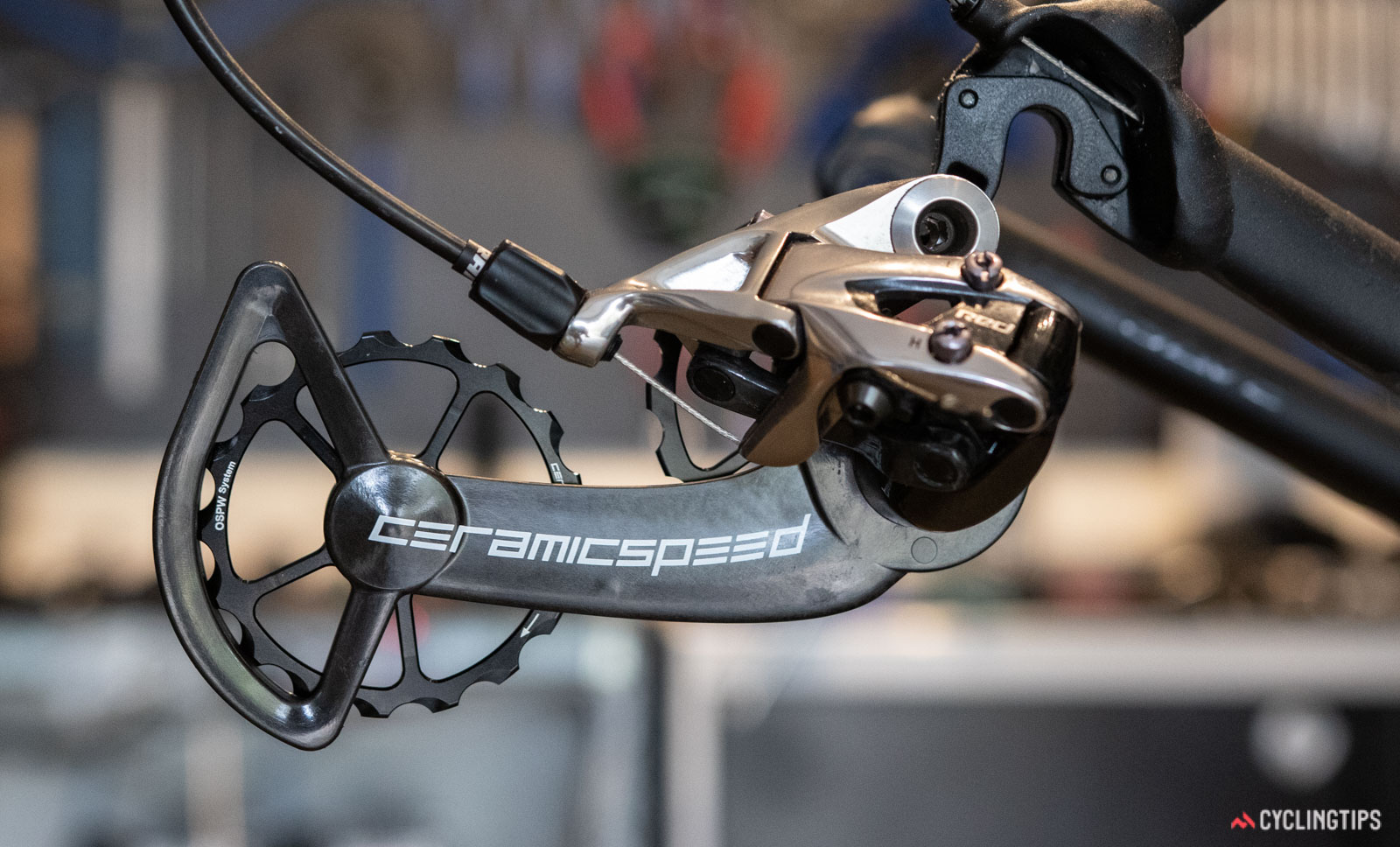 CeramicSpeed Oversized Pulley Wheel System review cyclingtips