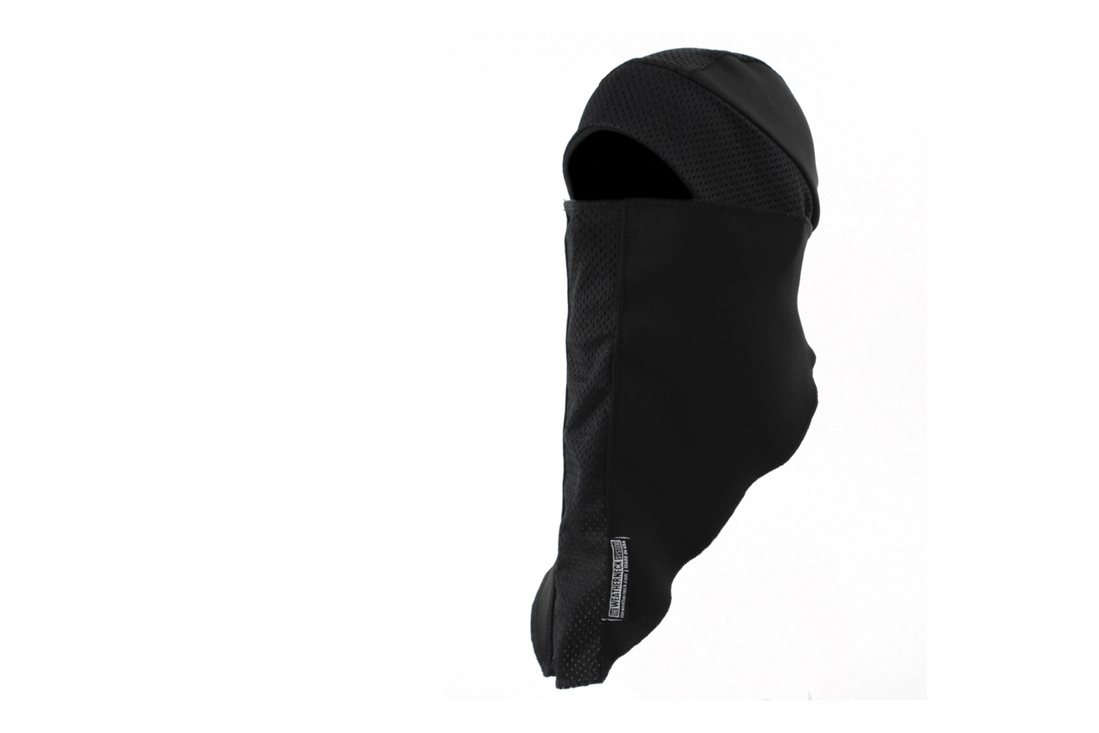 Fix-Its Sticks creator Brian Davis recently launched yet another Kickstarter campaign. This time, it's for the latest version of his Weatherneck convertible balaclava. Photo: Weatherneck.
