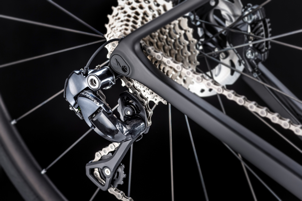 Wider-range gearing has become a staple of the new crop of all-road bikes. Photo: Canyon Bicycles.