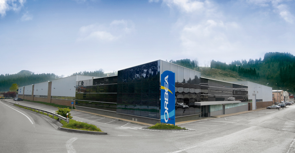 Set in the basque hills the factory has been in the same place since the 1970's.