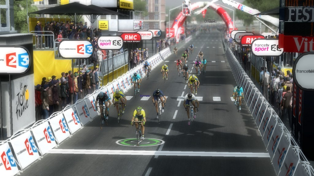 Gerro wins stage 2 of the Tour de France after coming back from five minutes down!