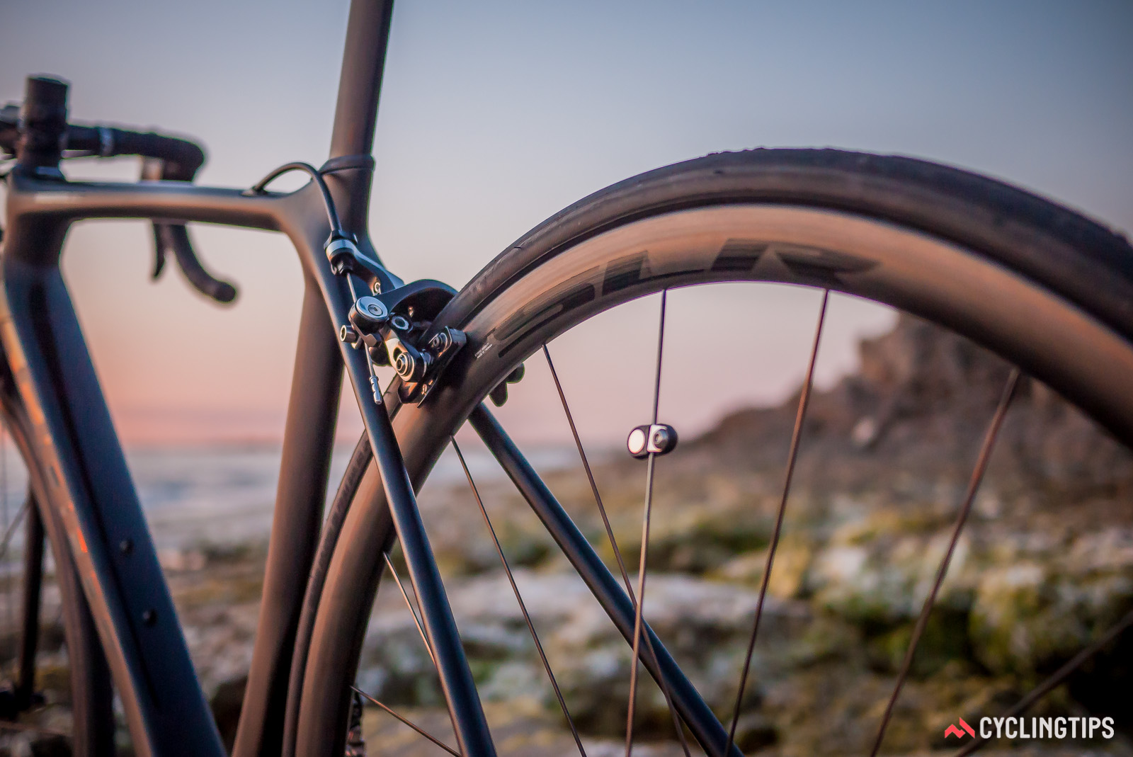 Giant wasn't the first to start supplying carbon wheelsets as a stock option for its complete bikes, but it has managed to bring them to lower pricepoints.