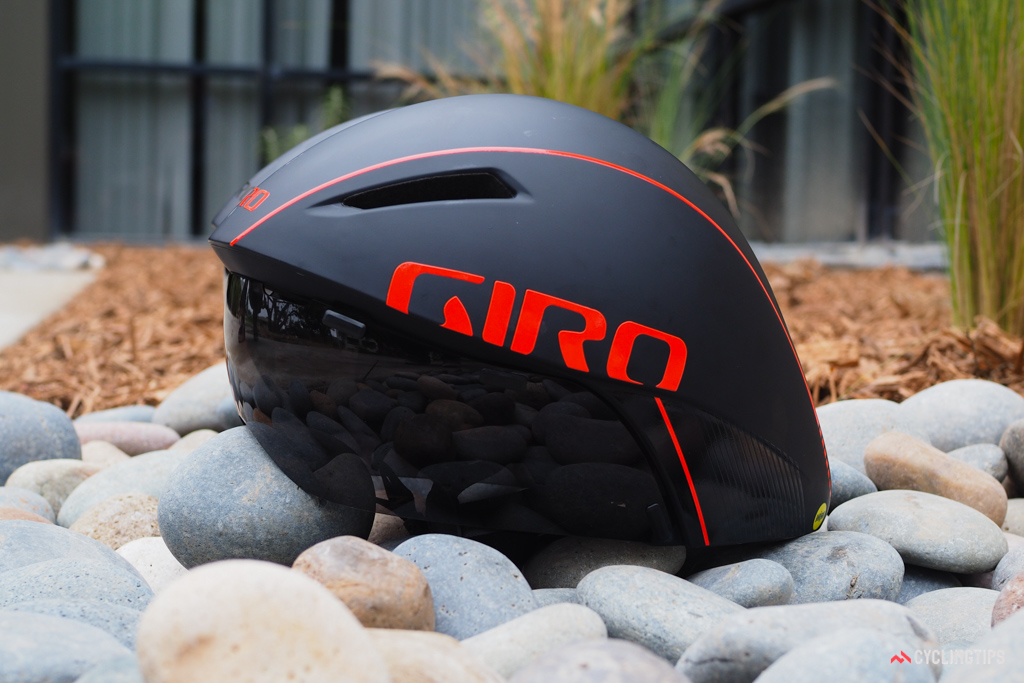 The standard Giro Aerohead MIPS helmet is, by far, the better value of the two, offering nearly identical aerodynamic performance, better ventilation, and the same weight but at less than half the price.